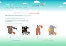 Интеренет магазин детской одежды nannette